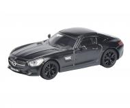 Mercedes AMG GT S black 1:87