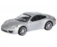 Porsche 911 (991) Carrera S Coupé, silver 1:87