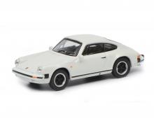 Porsche 911 Carrera 3.2 Coupé, white, 1:87