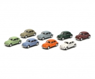 Loading packageg, 8xVW Beetle, 1:87