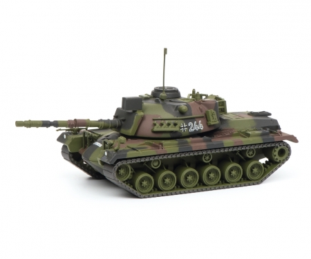 "M48G infantry combat vehicle ""Bundeswehr"", camouflaged, 1:87"