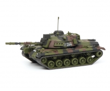 "M48G infantry combat vehicle ""Bundeswehr"", camouflaged, 1:87"