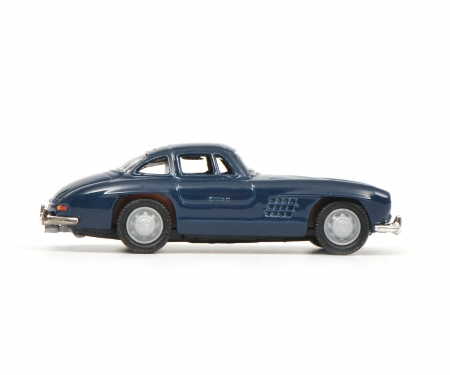 Mercedes-Benz 300 SL, blue 1:87