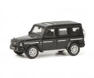 Mercedes-Benz G-Modell, schwarz metallic, 1:87