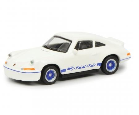 Porsche 911 2.7 RS, white, 1:87
