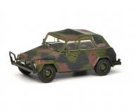 """VW Typ 181 Kübelwagen """"Bundeswehr"""", camouflaged, 1:87"""