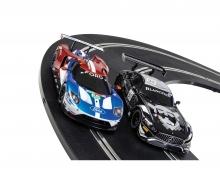1:32 ARC AIR World GT 6,8m AMG v. Ford