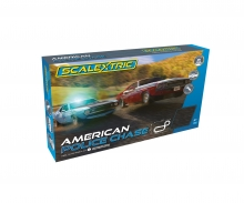 1:32 American Police Chase 5,3m Analog