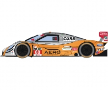 1:32 Ford Daytona Prototype #60 MSR HD