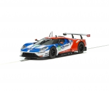 1:32 Ford GT-GTE #66 UK LeMans 2017 HD