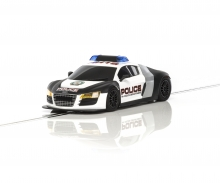 1:32 Audi R8 Police Car (bl./whi.) HD