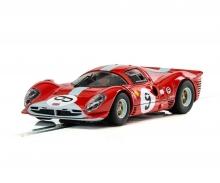 1:32 Ferrari 412P 1967 Daytona HD