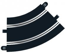 SPORT Standardkurve 45 Grad, 2 Stück