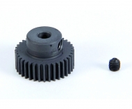 Pinion Gear M0,4 steel, 36T