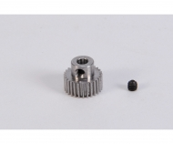 Pinion Gear Module 0,4 steel, 28T