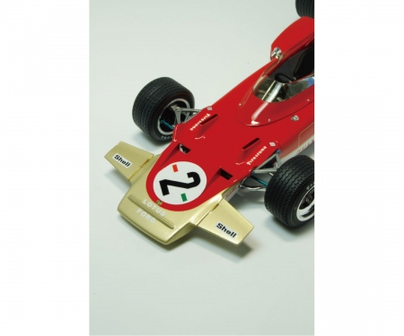 1:20 Team Lotus Type 72C 1970 EBBRO