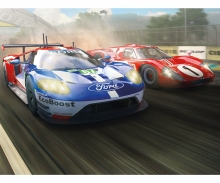 1:32 50 Years of LeMans Ford MKIV/GTE