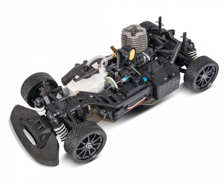 1:10 CV10 Chass.Secret Racer GP 18S  RTR