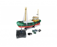 Fishing Boat -Cux-13 100%RTR 2.4 G