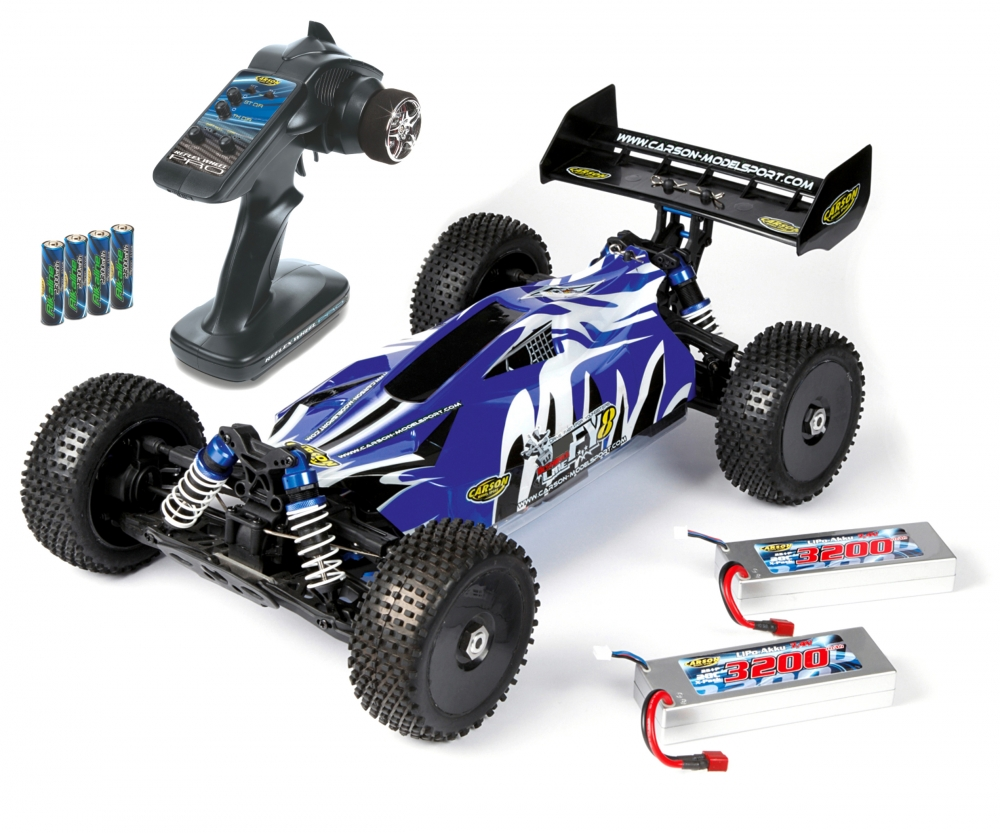 Carson fy8 destroyer line 4s 2 4ghz rtr brushless for The carson