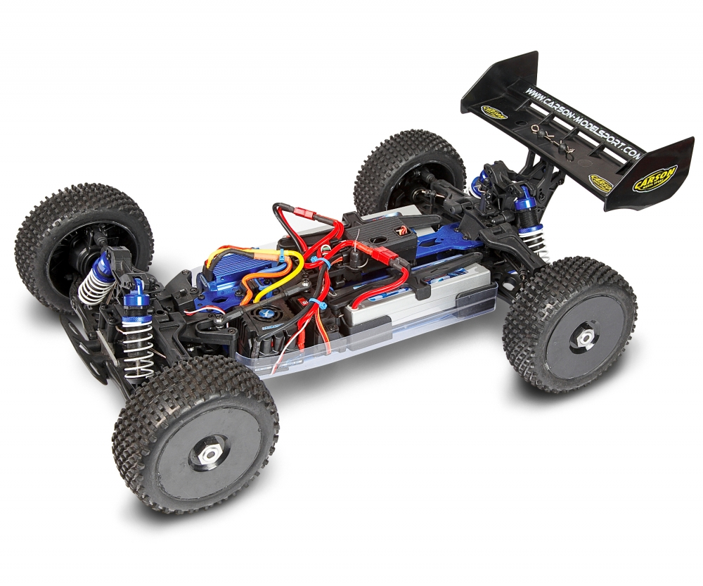 CARSON FY8 Destroyer Line 4S 2.4 GHz RTR - Brushless Cars - Carson ...