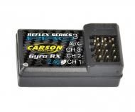 Receiver Reflex Pro 3 Nano+Gyro 2.4G