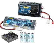 Expert Charger Car & Radio Set