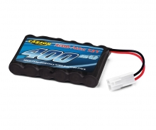 Battery 7,2V/400mAh, NIMH Mini Tamiya