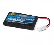 Batterie 7,2V/400mAh, NIMH Mini Tamiya