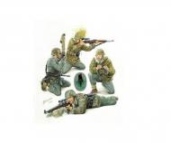 1:35 WWII Fig.-Set German Snipers (4)