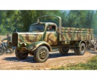 1:35 WWII Ger.He.Cargo Truck L4500A