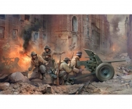 Scharfschützen 4 1:35 WWII Fig.-Set Dt