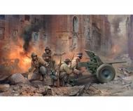 1:35 WWII Ger. PAK 36 w/ Crew