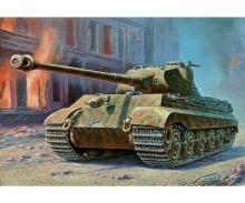1:35 Pz.Kpfw.VI Tiger II Porsche Turret