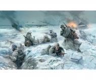 1:35 WWII Fig-Set Ger.Inf.Winter41/42(6)