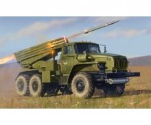 1/35 BM-21 Grad Rocket Launcher