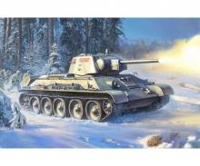 1/35 T-34/76 mod. 1943 Uralmash