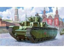 1:72 T-35 Soviet Heavy Tank WWII
