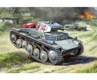1:100 WWII Deutscher Panzer II