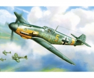 1:144 WWII German ME 109BF/F2