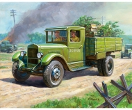1:100 WWII SovjetTransport LKW ZIS-5
