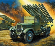 1:100 WWII Soviet Katyusha