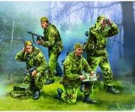 1:72 WWII Sov. Aufklärungs-Trupp