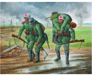 1:72 German Medical Personnel 1941-43
