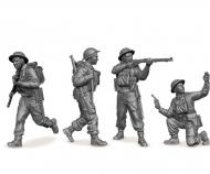 1:72 Britische Infanterie 1939-42
