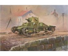 """1:100 British Light Tank """"Matilda Mk. I"""""""