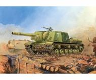 1:100 Soviet Self-Propelled Gun ISU-152