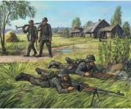 1:72 German Anti Tank Rifle Team