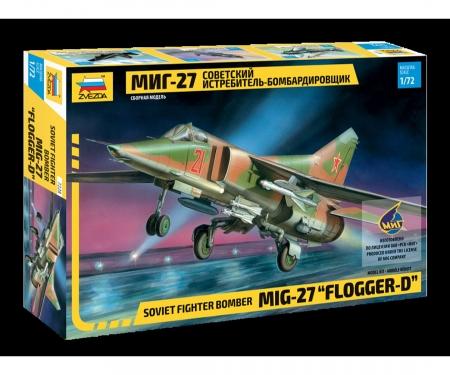 1:72 MIG-27 Soviet Fighter