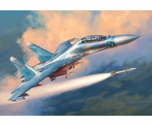 1:72 Sukhoi SU-27 UB Flanker-C
